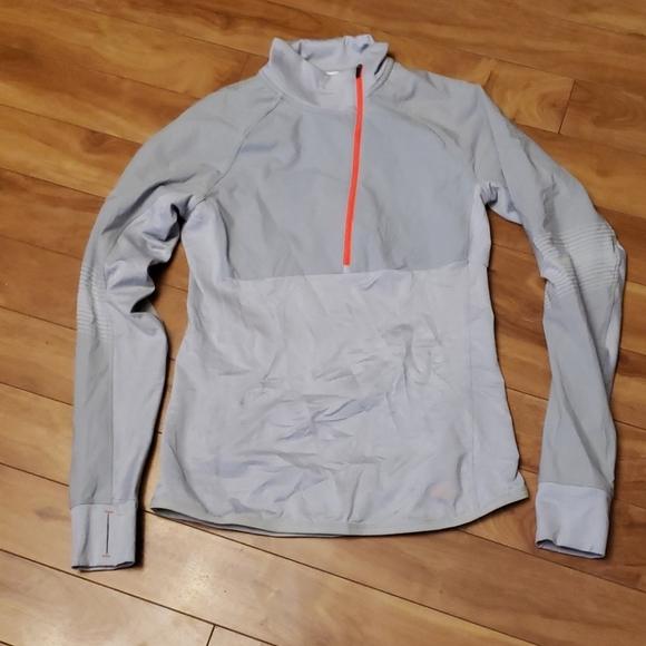 Nike running long sleeve shirt